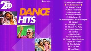Top Dance Hits 2016 | Tamil | Jukebox