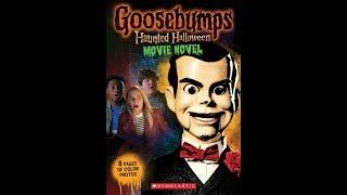 Goosebumps 2: Haunted Halloween  bester Horrorfilm  2018