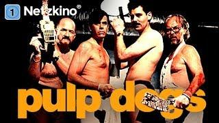 Pulp Dogs - The Grue Crew (Komödie in voller Länge, Kompletter Action Film, ganzer Film auf Deutsch)