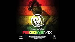 @DJNateUK Reggae Mix 2017: Chronixx, Jah Cure, Damian Marley, Sizzla, Tarrus Riley, Proteje + More