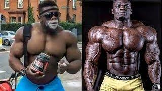 The Funniest Bodybuilder You Will Ever See!! - Funny Gym and Public Moments Compilation