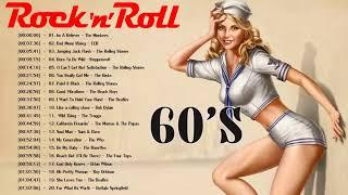 Best Rock n Roll Songs of the 60s | Rock and Roll Greatest Hits Full Album Playlist