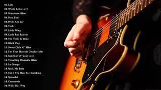Slow Blues/ Blues Ballads - Best Blues Rock Songs Of All Time