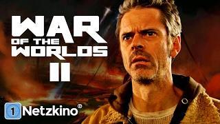 Krieg der Welten 2 - War of the worlds 2 (Science Fiction, Abenteuerfilme auf Deutsch) *HD*