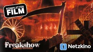 Freakshow - Kap des Horrors (Horrorfilm ab 18 in voller Länge, deutsch) *ganze filme legal youtube*