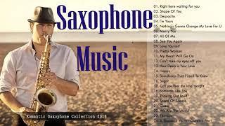 Top 30 Saxophone Love Songs Instrumental | Romantic Love Songs | Saxophone Music Instrumental