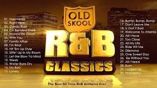 Old Skool R&B Classics | Best of Late 90s + Early 2000s Hip-Hop & R&B