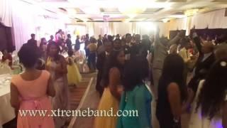 SRI LANKAN MUSIC BAND-Dancing session @ The Wedding Reception - Cinnamon Grand Hotel - Co