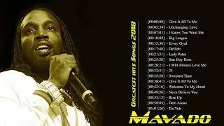 Mavado Greatest Hits 2018 - Best Hits Songs 2018 of Mavado Full Playlist