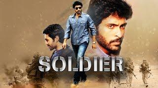 Soldier Latest Hindi Dubbed 2018 New Action Movie | South Hindi Dubbed Action Movies