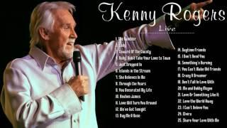 Kenny Rogers Greatest Hits (LIVE) - Best Songs Of Kenny Rogers