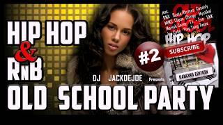 Hip Hop/ R&B Old School Dance Party Video Mix Best Old School Hip Hop Rap & RnB 2000s Throwback #1
