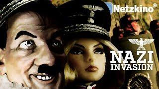 Nazi Invasion (Animationsfilme Deutsch ganzer Film, Komödie in voller Länge, Film  Deutsch) *HD*