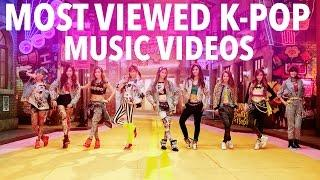 [TOP 100] MOST VIEWED K-POP MUSIC VIDEOS • MARCH 2017