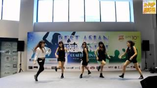 [KPOP Fiesta] Best Asian Dance Contest QF - Beyond Infinity