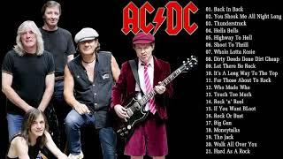 ACDC Greatest Hits Full Album 2017 | Best Songs Of ACDC Classic Rock Music Playlist Song