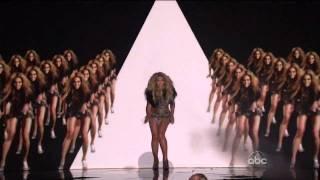 Beyoncé performs 'Run the World (Girls)'  at the 2011 Billboard Music Awards