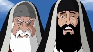 The life of Jesus Christ full movie cartoon  Jesus   He lived Among Us English