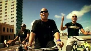 ISSAC DELGADO & GENTE DE ZONA - Somos Cuba (Mira Como Vengo) [Official Video HD]