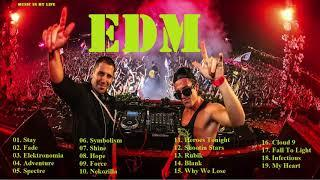 Top 20 Electronic Dance Music [MP3 Quality 1411kbps] - Best Electro house 2018