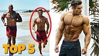Top 5 Super Short Celebrity With Most Aesthetic Physiques