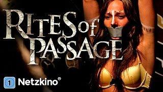 Der Übergang - Rites of Passage (Thriller in voller Länge, ganzer Film, kompletter Film) *HD*