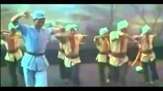 Asian pop music  Chinese Folk Songs 軍民大生產 演唱 尋樂暢.mpg