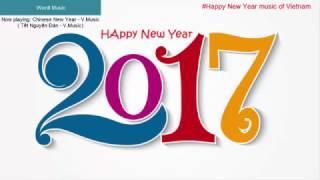 Happy New Year music of Vietnam country - World Music