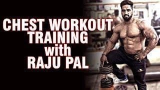 Chest Workout Raju Mr India | Bodybuilding | FitnessGuru | Workout Tips