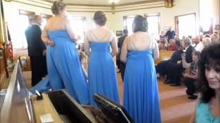 Wedding Ceremony Music - Julie and Bill - www.PassionatePianist.com