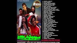 Roots & Culture - Reggae Mix Vol.27 - February 2018 - Chronixx,Kabaka Pyramid,Protoje++ (DJwass)