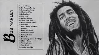 The Best of Bob Marley - Bob Marley Greatest Hits (Full Album)