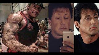 Sylvester Stallone of Bodybuilding