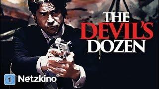 The Devil's Dozen - Das teuflische Dutzend (Mystery, Horror, ganze Horrorfilme auf Deutsch) *HD*