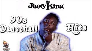 Jigsy King Best of 90s Dancehall Hits Mix By Djeasy