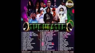 March 2017 Dancehall Mix - Vybz Kartel,Mavado,Alkaline,Popcaan,Masicka - The Heater (DJWASS)