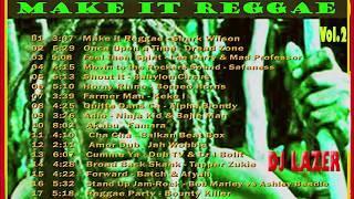 Reggae DanceHall Best Party Mix - Part 2