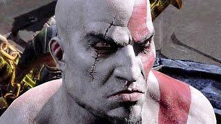 God of War 3 Remastered 60FPS All Cutscenes Movie Full Story