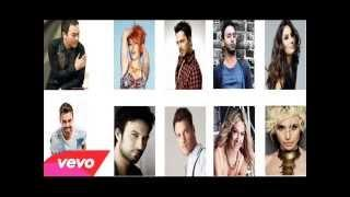 Türkçe Pop Müzik Mix 2015 Yeni ► Best of Turkish Pop Music