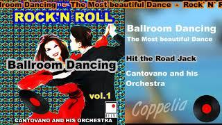 ROCK` N`ROOLL -  BALLROOM DANCING - DANSE DE SALON  VOL.1 COPPELIA OLIVI