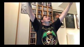 Legacy Of The Beast - Tour 2018 Set List (Iron Maiden), reaction & review video in Greek