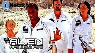 Alien Apocalypse (Sci-Fi, ganzer Science Fiction Film, ganzer Film Science Fiction Deutsch)