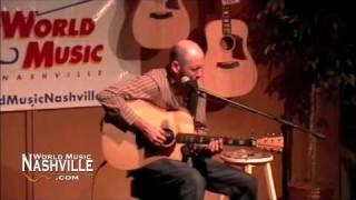 "Adam Rafferty Performs ""Mas Que Nada"" at World Music Nashville"