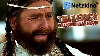 Tim & Eric's Billion Dollar Movie (Komödie mit Bob Odenkirk & synchronisiert von Joko & Klaas) *HD*