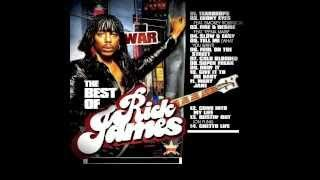 BEST OF RICK JAMES  Old School  (R&B, Disco, Pop , rnb & Soul) Old school Funk Mix