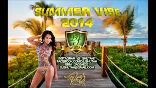 SUMMER VIBE 2014 - DJ SHUTAH (Best of Dancehall)