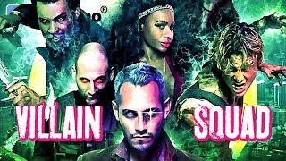 Villain Squad (Actionfilm auf Deutsch in voller Länge, kompletter Fantasyfilm auf Deutsch) *HD*