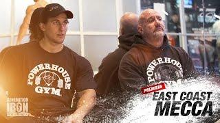 Welcome to the Best Gym in Bodybuilding | East Coast Mecca