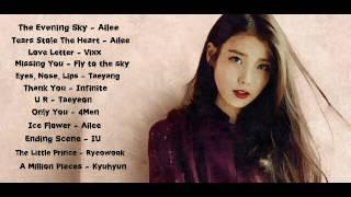 [HQ] Best Korean R&B/Ballad Songs Vol.1