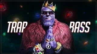 TRAP MUSIC 2018 ✪ BASS BOOSTED TRAP MIX  ✪  AVENGERS ASSEMBLE!